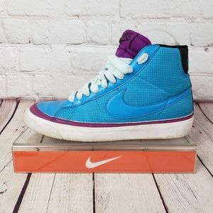 Nike Retro Blazer Mids Womens 7.5 38.5 Sneakers